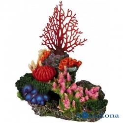 Декорация для аквариума с воздухоотводом Trixie «Кораловый риф»