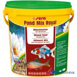 Комплексный корм для прудовых рыб Sera Pond Mix Royal 2кг