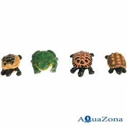 Набор декораций для аквариума «Лягушки и Черепашки» Trixie 8971