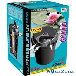 Стерилизатор воды с фильтром Aquael Klarpressure UV 8000