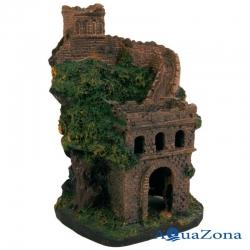 Декорация для аквариума «Замковая стена» Trixie 8955