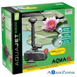 Фонтанный насос в пруд Aquael AquaJet PFN 5500