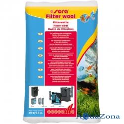 Фильтрующая вата Sera Filter wool 250гр