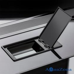 Аквариум с тумбой Aquael GLOSSY black ZD 120