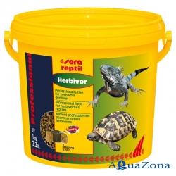 Корм для рептилий Sera Reptil Profes Herbivor 55гр