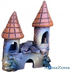 Грот для аквариума ZE Замок Б6б
