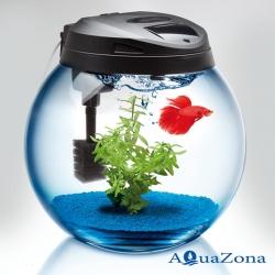 Аквариум с комплектом оборудования Aquael SPHERE 37