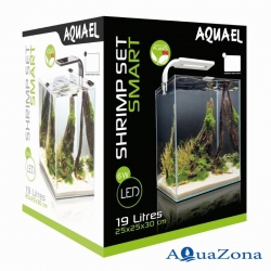 Креветкариум Aquael SHRIMP Set Smart 2 20 black