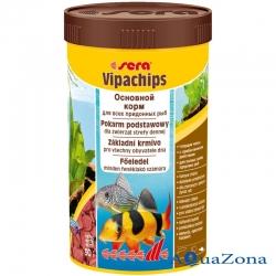 Корм для придонных рыб Sera Vipachips 15гр