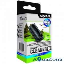 Магнитный скребок для аквариумов Aquael Magnetic Cleaner M