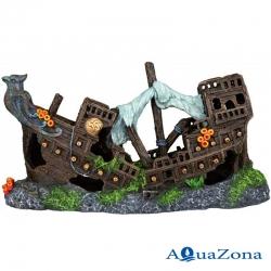 Декорация для аквариума «Кораблекрушение» Trixie 87816