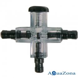Клапан четырехсторонний d:5мм Trixie 8040