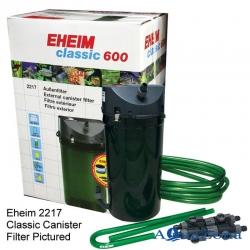 Фильтр внешний EHEIM Classic 600