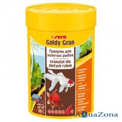 Гранулированный корм для золотых рыбок Sera Goldy Gran 30гр