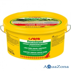 Основа для ухода за растениями Sera Floredepot 2,4кг