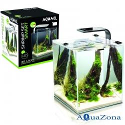 Креветкариум Aquael SHRIMP Set Smart 2 10 black
