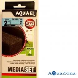 Губка для фильтра FAN 2 Aquael Media Pack PhosMAX