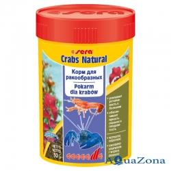 Корм для ракообразных Sera Crabs Natural 30гр