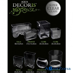 Нано-аквариум Aquael Aqua Decoris Волна 8л