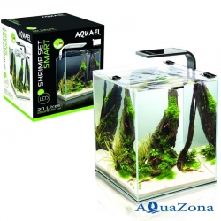 Креветкариум Aquael SHRIMP Set Smart 2 20 white