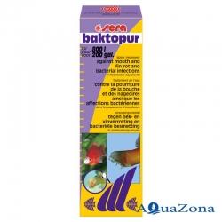 Кондиционер для воды Sera Baktopur 50мл