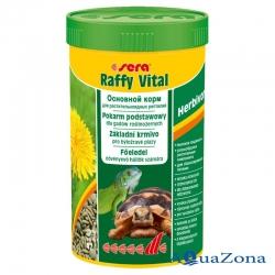 Корм для растительноядных рептилий Sera Raffy Vital 47гр