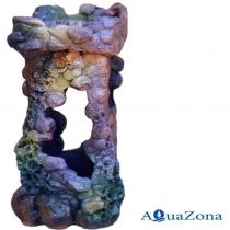 Грот для аквариума ZE Руины Р5