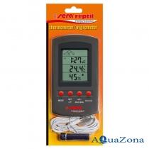 Термометр и гигрометр для террариума Sera Reptil Thermometer