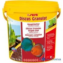 Корм Sera Discus Granules 4,2кг