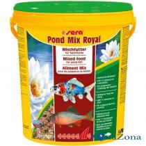 Комплексный корм для прудовых рыб Sera Pond Mix Royal 3,5кг