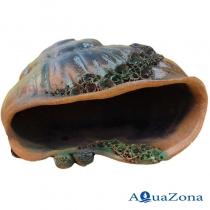Грот для аквариума ZE Раковина Ш1