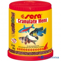 Корм Sera Granulate Menu 32гр