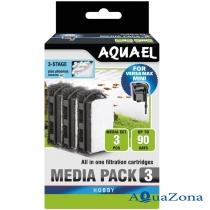Картридж в фильтр Versamax FZN-mini Aquael Media Pack CarboMAX