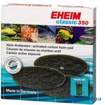 Губка угольная EHEIM Сlassic 350 (2215)