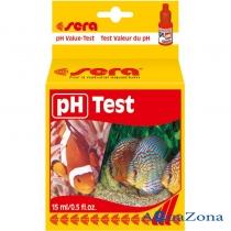 Тест для воды Sera pH-Test 15мл