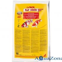 Корм для прудовых рыб Sera KOI Sticks Energy Plus 40л