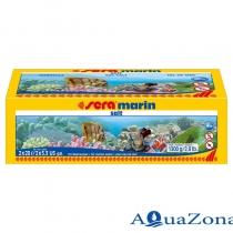 Морская соль для аквариума Sera Marin Salt 1300г
