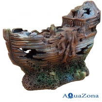 Грот для аквариума ZE Каравелла Л7