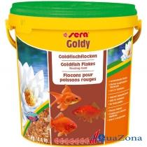 Корм для золотых рыбок Sera Goldy 2кг
