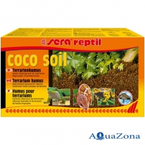 Террариумный грунт из кокосового волокна Sera Coco Soil