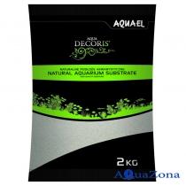 Грунт Aquael Aqua Decoris Кварцевый песок 2кг