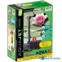 Фонтанный насос в пруд Aquael AquaJet PFN 1500