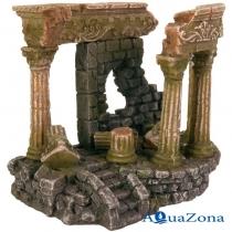 Декорация для аквариума «Римские руины» Trixie 8802