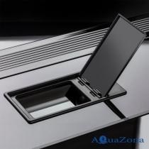 Аквариум с тумбой Aquael GLOSSY black ZD 150