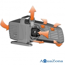 Фонтанный насос в пруд Aquael AquaJet PFN 10000 Plus