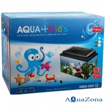 Аквариум AquaSzut Aqua4Kids 40 oval