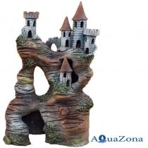 Грот для аквариума ZE Замок Б14