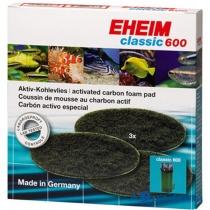 Губка угольная EHEIM Сlassic 600 (2217)