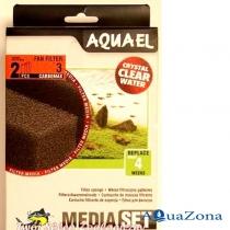 Губка для фильтра FAN 3 Aquael Media Pack CarboMAX