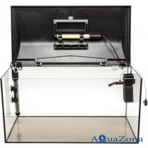 Аквариум Aquael LEDDY Plus 75 с тумбой Simple Cabinet 75 black